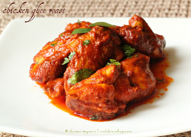 Chicken Ghee Roast (6) - 1